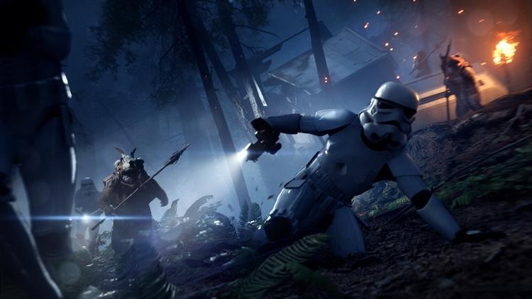 """Слухи: EA свернула полноценную поддержку Star Wars Battlefront II — игра в руках неопытной команды"""""""
