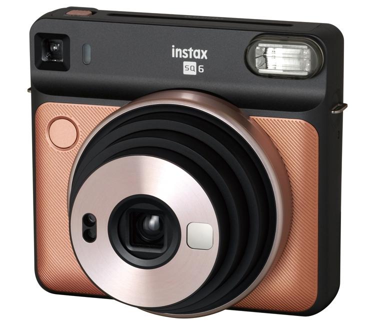 """Fujifilm Instax SQ6: аналоговая фотокамера для получения квадратных снимков"""""""