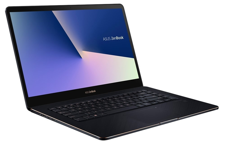 ASUS ZenBook Pro 15 UX550G: ноутбук с экраном 4К и шестиядерным процессором