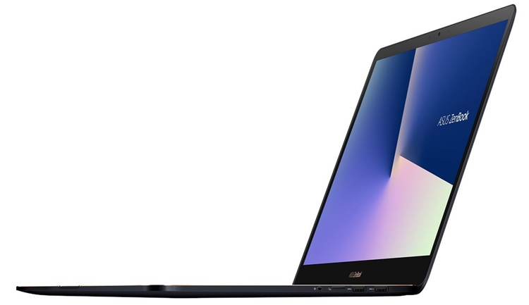 """ASUS ZenBook Pro 15 UX550G: ноутбук с экраном 4К и шестиядерным процессором"""""""
