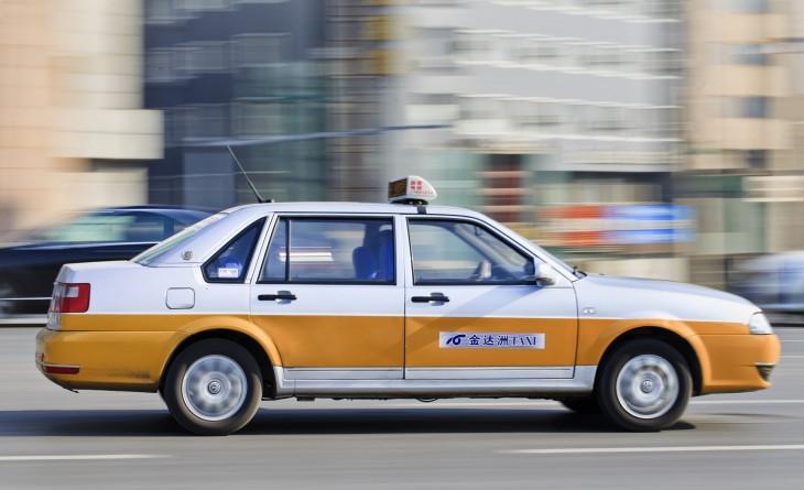 """Китайскому сервису заказа такси Didi разрешили тестировать робомобили в Калифорнии"""""""