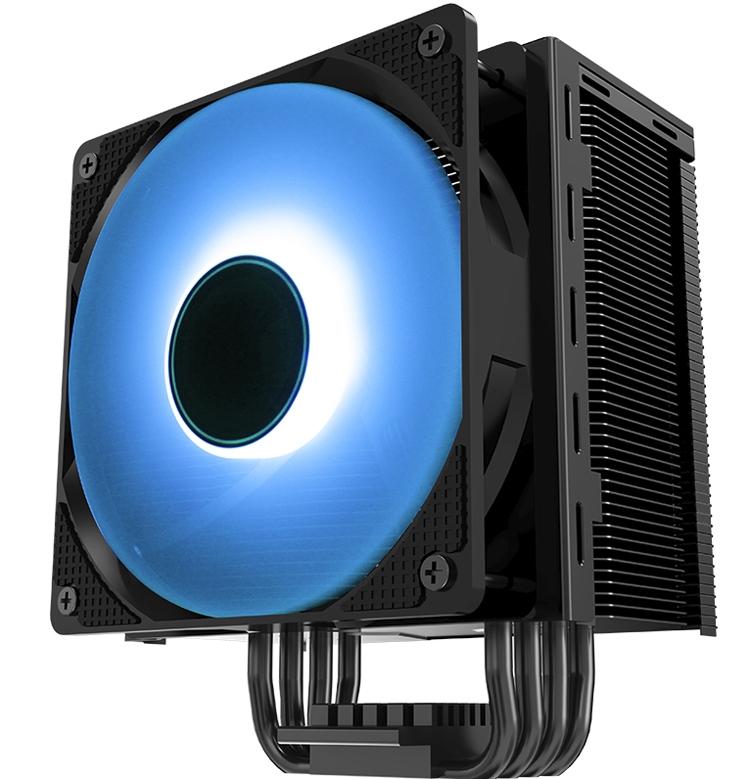 """Jonsbo CR-201 Hives: универсальный процессорный кулер с RGB-подсветкой"""""""