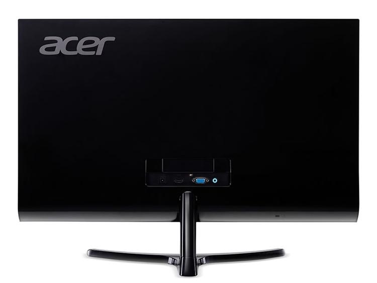"""Новый 27"""" монитор Acer выполнен в соответствии с концепцией Zero Frame"""""""