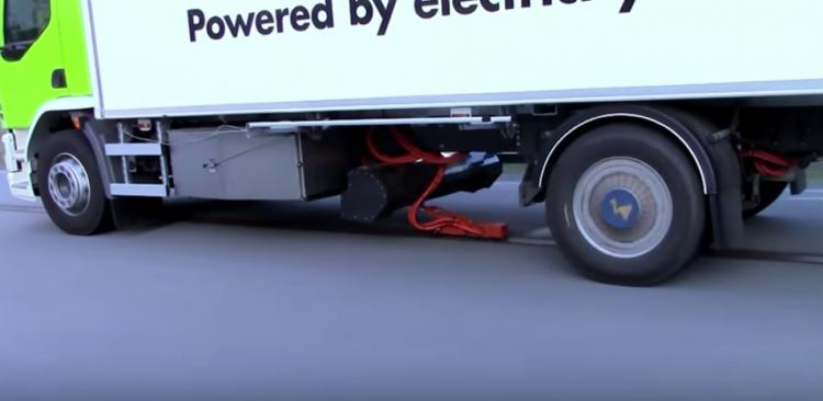 """Дороги с функцией зарядки позволят снизить стоимость электромобилей"""""""