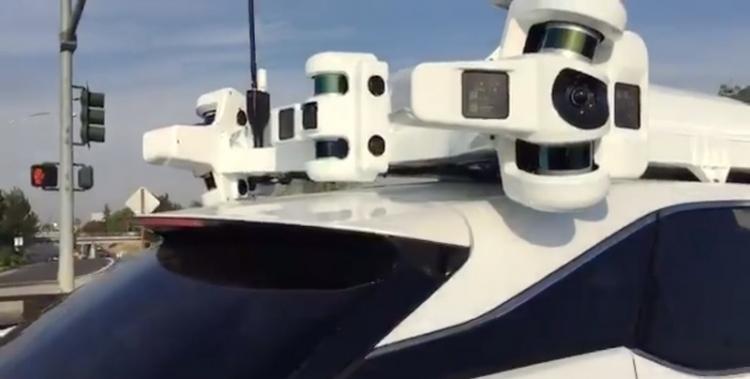 """Парк тестируемых самоуправляемых автомобилей Apple вырос до 55 штук"""""""