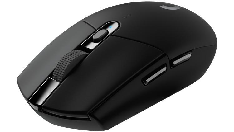 """Logitech G305: беспроводная мышь с шестью программируемыми кнопками"""""""
