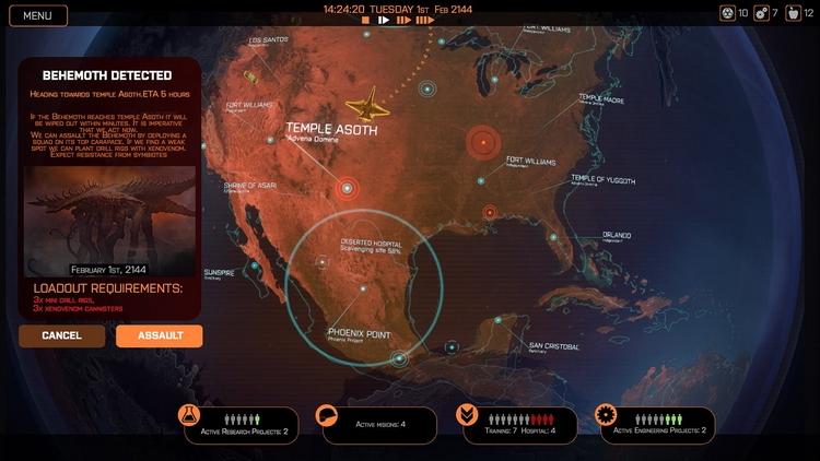 Пошаговая тактика Phoenix Point от создателя X-COM выйдет только в 2019 году