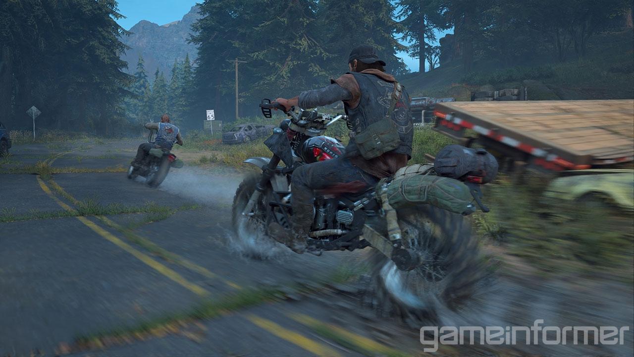 Пять отличий Days Gone от других игр с открытым миром