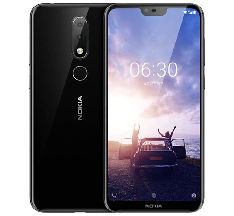 """Дебют смартфона Nokia X6: экран с вырезом, 6 Гбайт ОЗУ и двойная камера"""""""