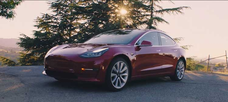 """Tesla приблизилась к намеченным объёмам производства Model 3"""""""