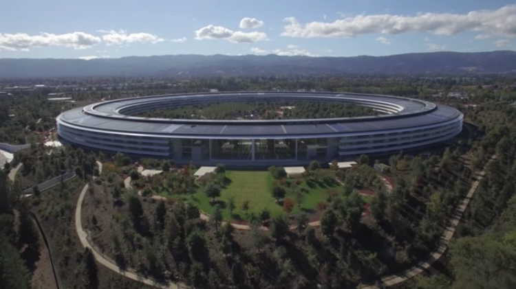 Apple Park                                 Duncan Sinfield