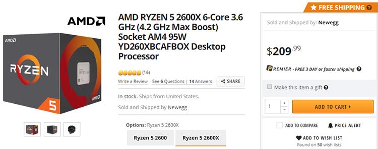84 3 - Процессоры Ryzen 2000 понемногу дешевеют