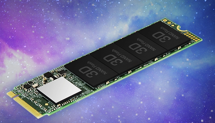 tran1 - Transcend PCIe SSD 110S: накопители формата М.2 2280 вместимостью до 512 Гбайт