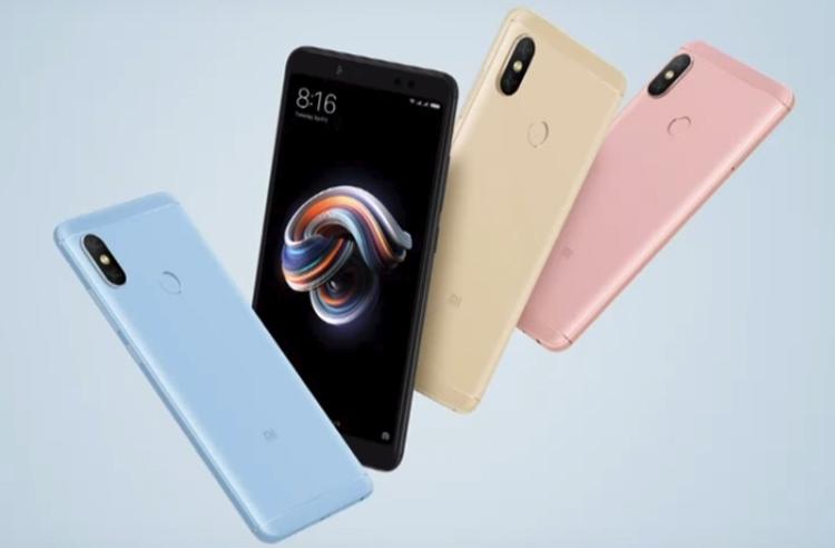 """24 мая в России стартуют продажи смартфона Xiaomi Redmi Note 5"""""""