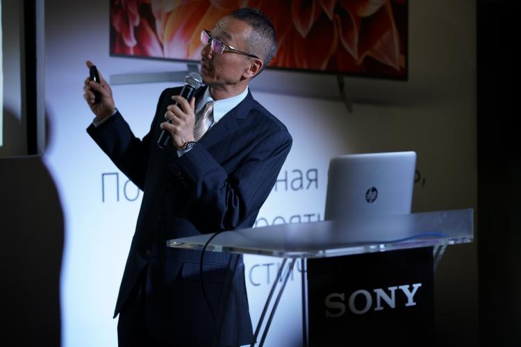 """В России появились новые Sony BRAVIA с диагональю экрана более 55"""" и на Android TV"""""""