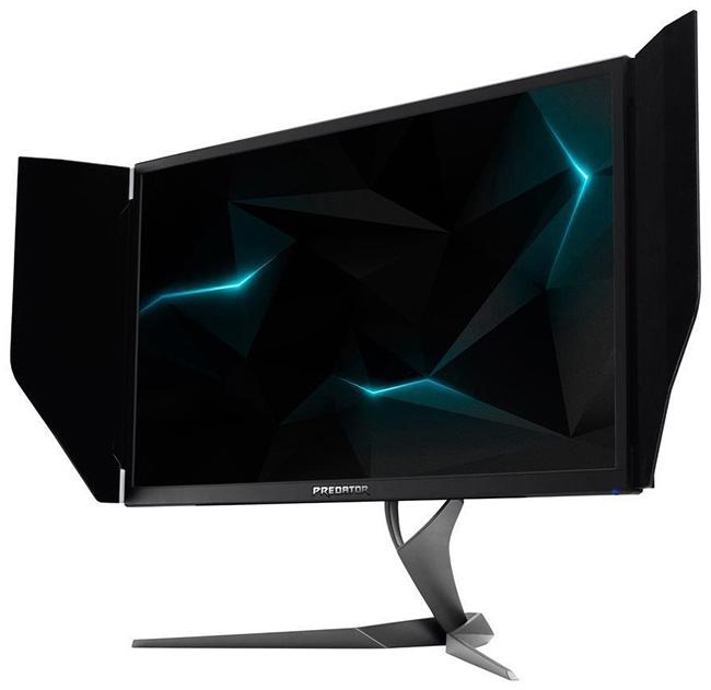 """Predator X27: новый флагманский монитор Acer с HDR и G-Sync"""""""