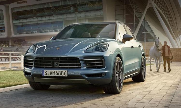 """Porsche отзовёт в Европе десятки тысяч кроссоверов с дизельным двигателем"""""""