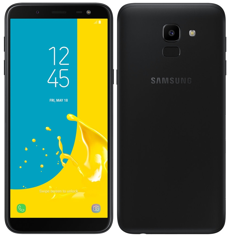 Смартфоны Samsung Galaxy J6 и J8 получили экран Super AMOLED Infinity Display""