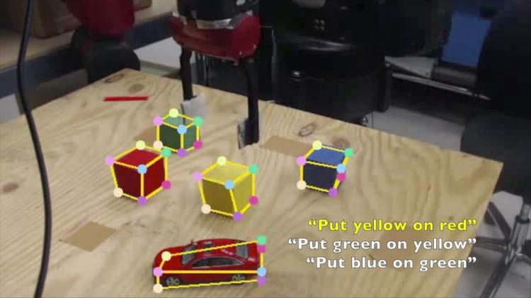 """Система NVIDIA позволит роботам обучаться, наблюдая за человеком"""""""