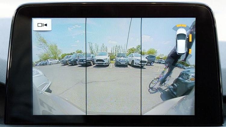 """Ford внедряет систему автоматического торможения при движении задним ходом"""""""