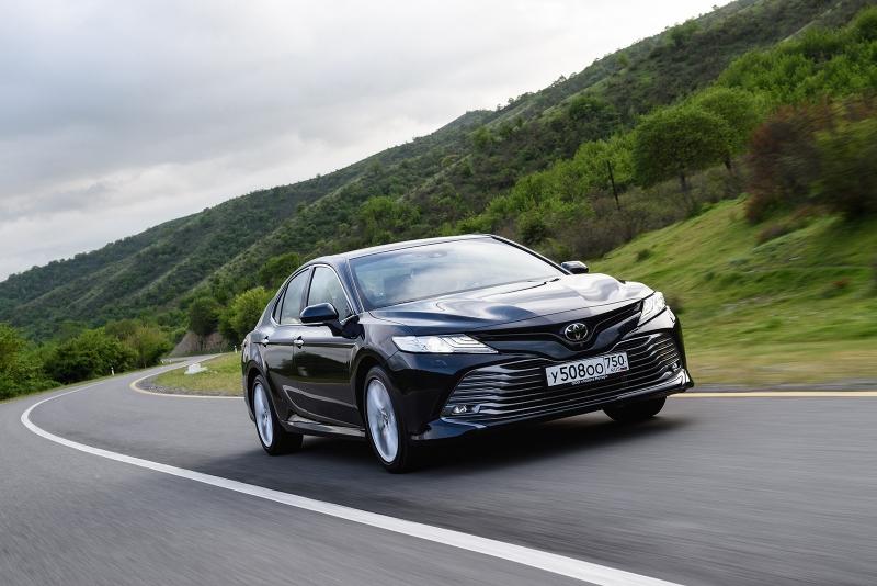 Обзор новой Toyota Camry: смена парадигмы