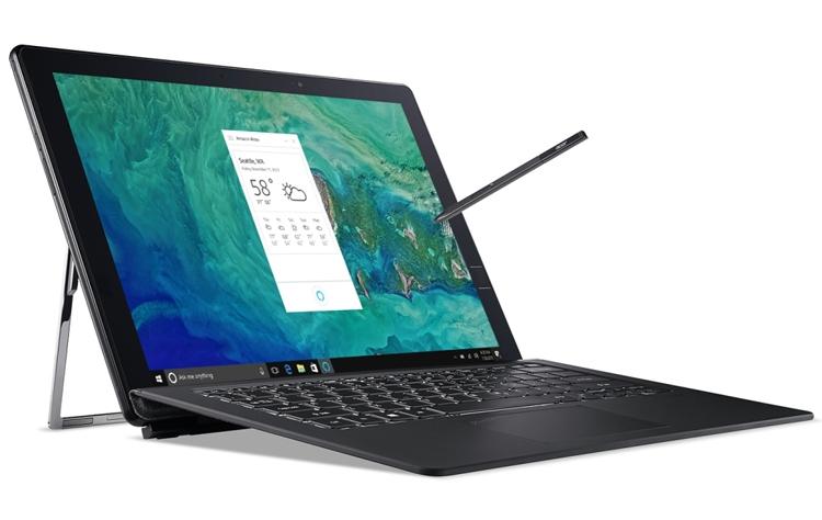 Голосовой ассистент Alexa поселился в ноутбуках Acer