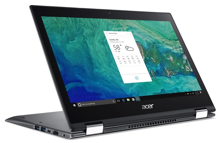 """Голосовой ассистент Alexa поселился в ноутбуках Acer"""""""