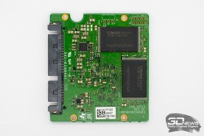 Обзор SATA SSD-накопителя Plextor M8V: оригинальный рецепт