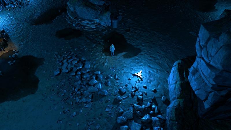 По темным пещерам придется побродить немало