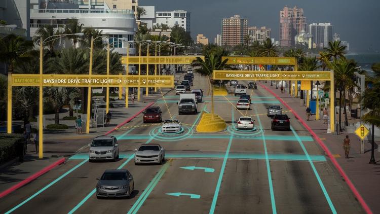 """Глобальные HD-карты для робомобилей появятся к 2020 году"""""""