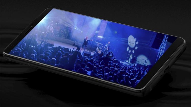 """Дебют смартфона HTC U12+: две двойные камеры и технология Edge Sense 2"""""""