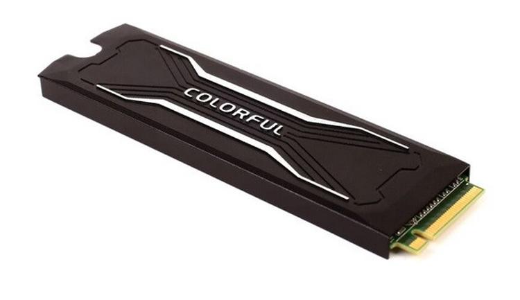 cf2 - Colorful CN600S: быстрые твердотельные накопители в формате M.2 2280
