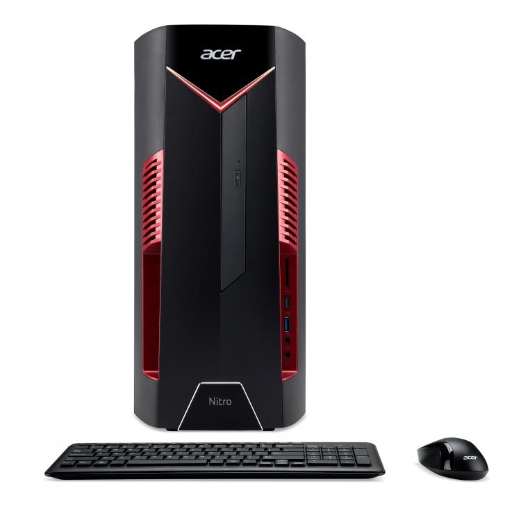 Acer представила игровые компьютеры Predator Orion