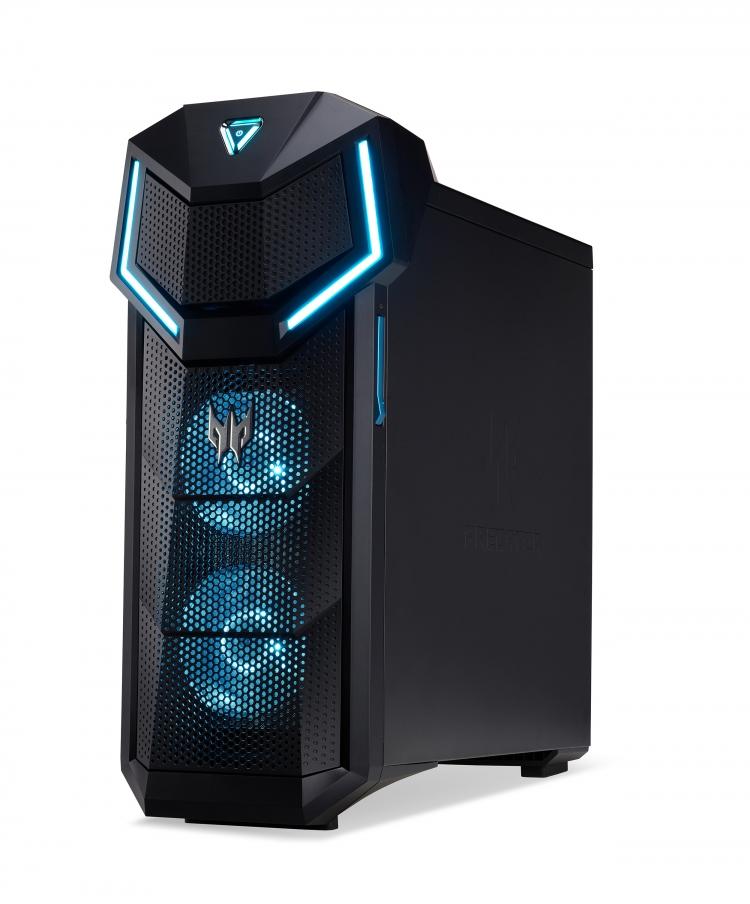 Россыпь игровых новинок Acer: ноутбуки, компьютеры и мониторы Predator и Nitro
