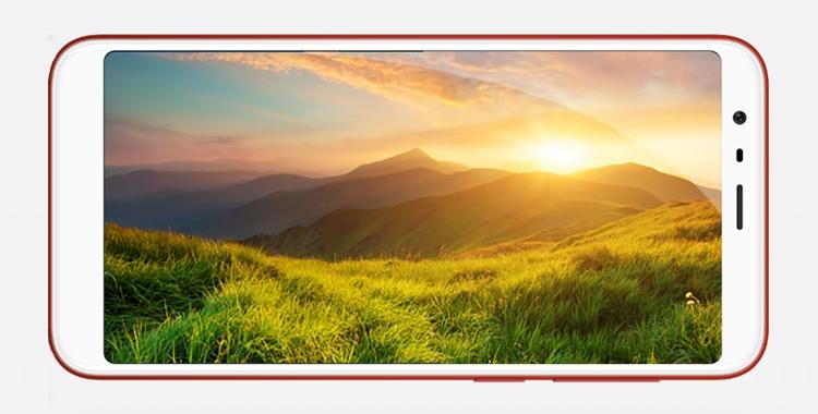 """Meizu M8c: бюджетный смартфон с дисплеем 18:9, но без сканера отпечатков"""""""