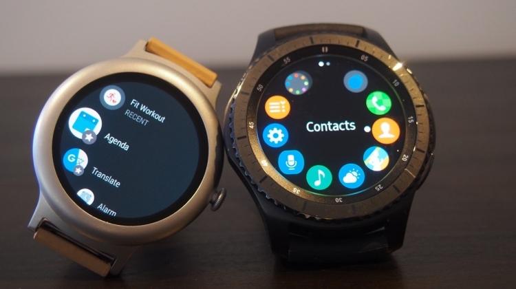 "Wear OS может прийти на смену Tizen OS в смарт-часах Samsung Gear"""