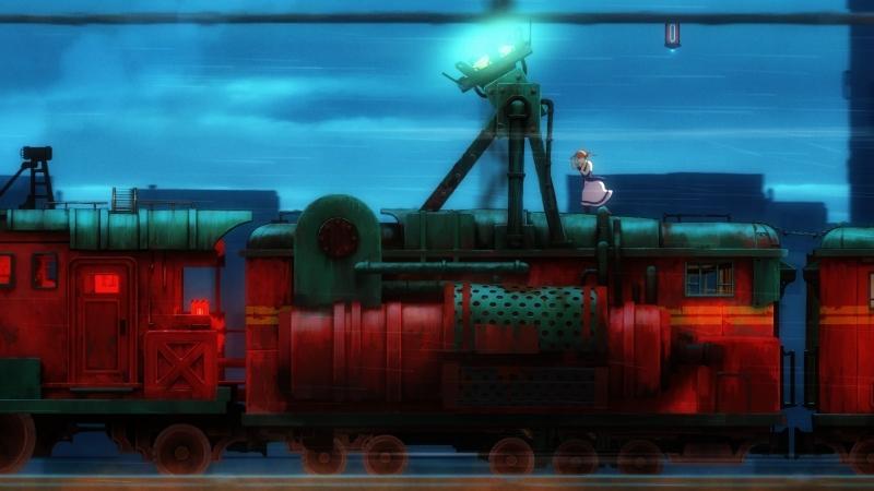 Хоть раз за всю историю видеоигр путешествие на поезде закончилось без приключений?