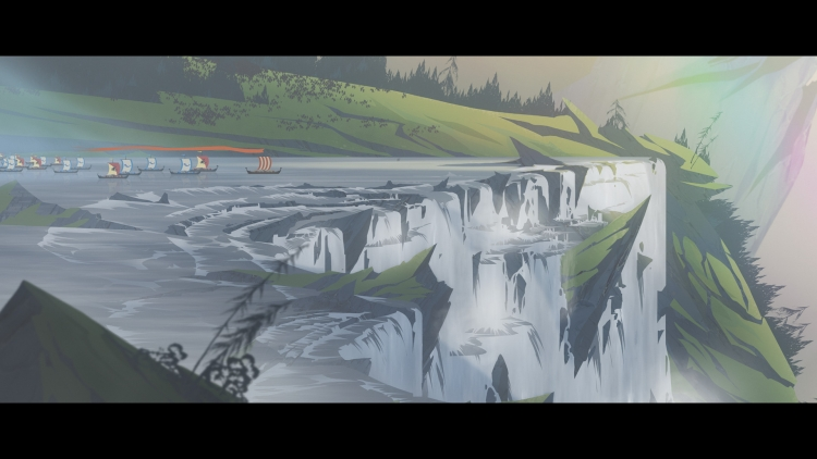 Версия The Banner Saga 2 для Nintendo Switch выйдет 7 июня