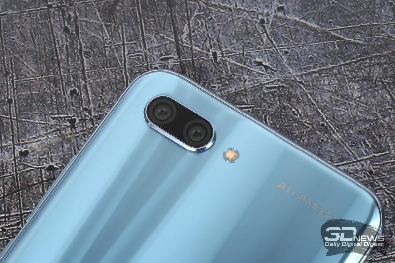 обзор смартфона Honor 10 старые трюки на новый лад смартфоны