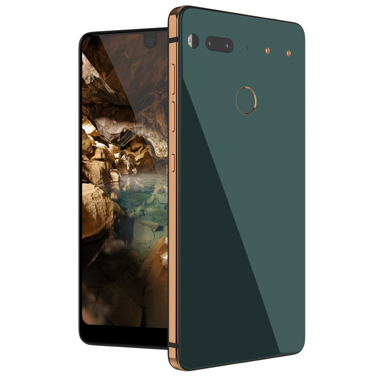 Essential Phone не стал бестселлером. Не помогла даже низкая для флагмана цена