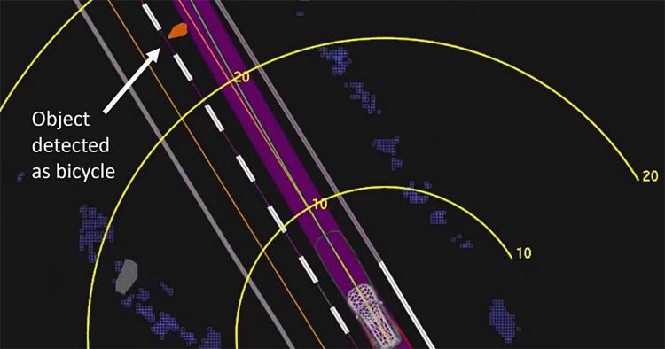 """Робомобиль Uber видел жертву смертельного ДТП за шесть секунд до наезда"""""""