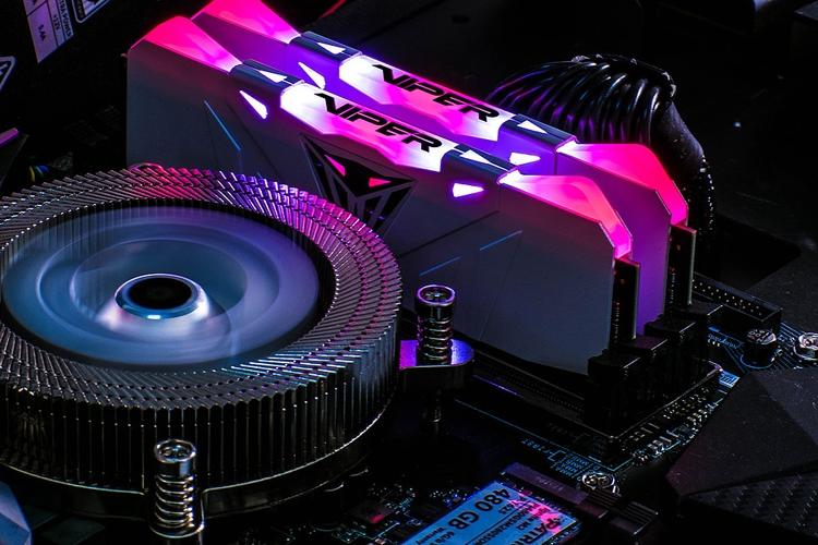 vip1 - Patriot Viper RGB: модули памяти DDR4 с подсветкой для игровых ПК