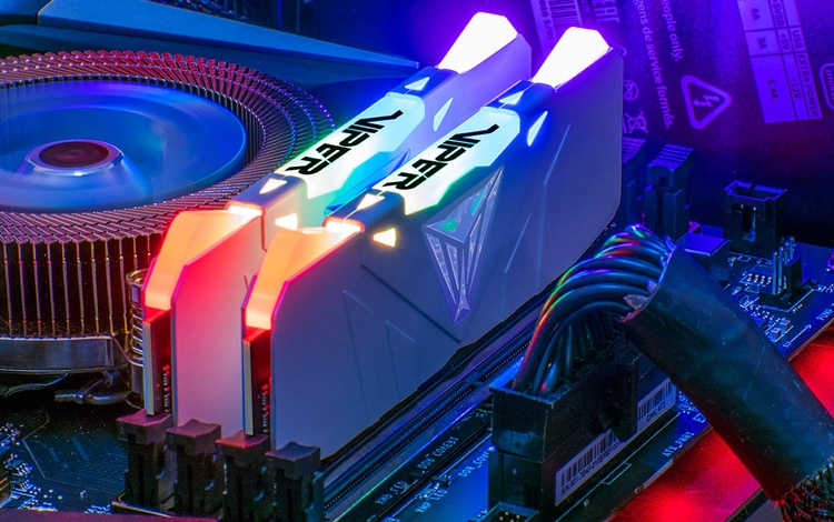 vip2 - Patriot Viper RGB: модули памяти DDR4 с подсветкой для игровых ПК