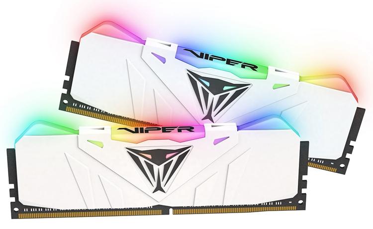 vip4 - Patriot Viper RGB: модули памяти DDR4 с подсветкой для игровых ПК