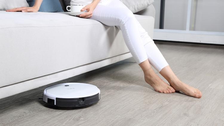 """Автоматический робот-пылесос ILIFE A40 — впервые в продаже на TMALL"""""""