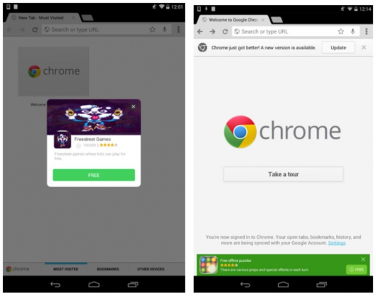 """Предустановленный рекламный вирус найден более чем на 100 дешёвых Android-смартфонах"""""""