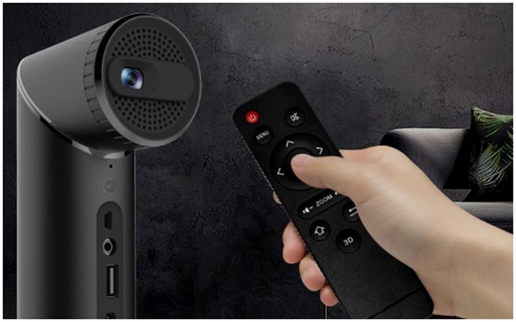"Vision 369: карманный смарт-проектор на базе Android"""