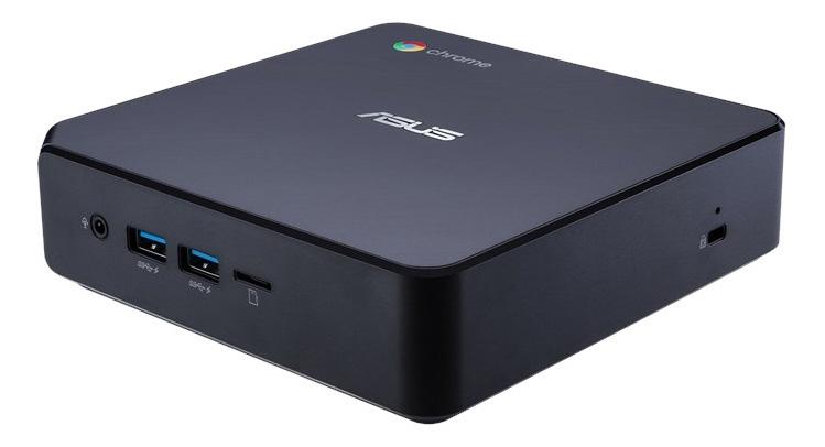 Chromebox 3 работает под управлением Google Chrome OS