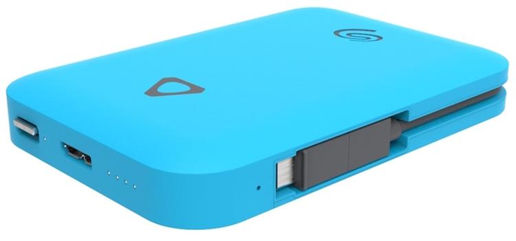 "Seagate VR Power Drive: гибрид накопителя и аккумулятора для VR-шлема «всё в одном»"""