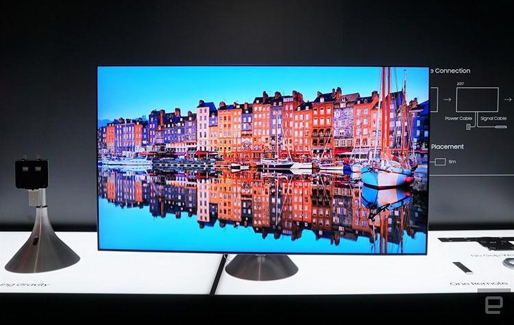 """Samsung добавила поддержку FreeSync в несколько 4K-телевизоров"""""""
